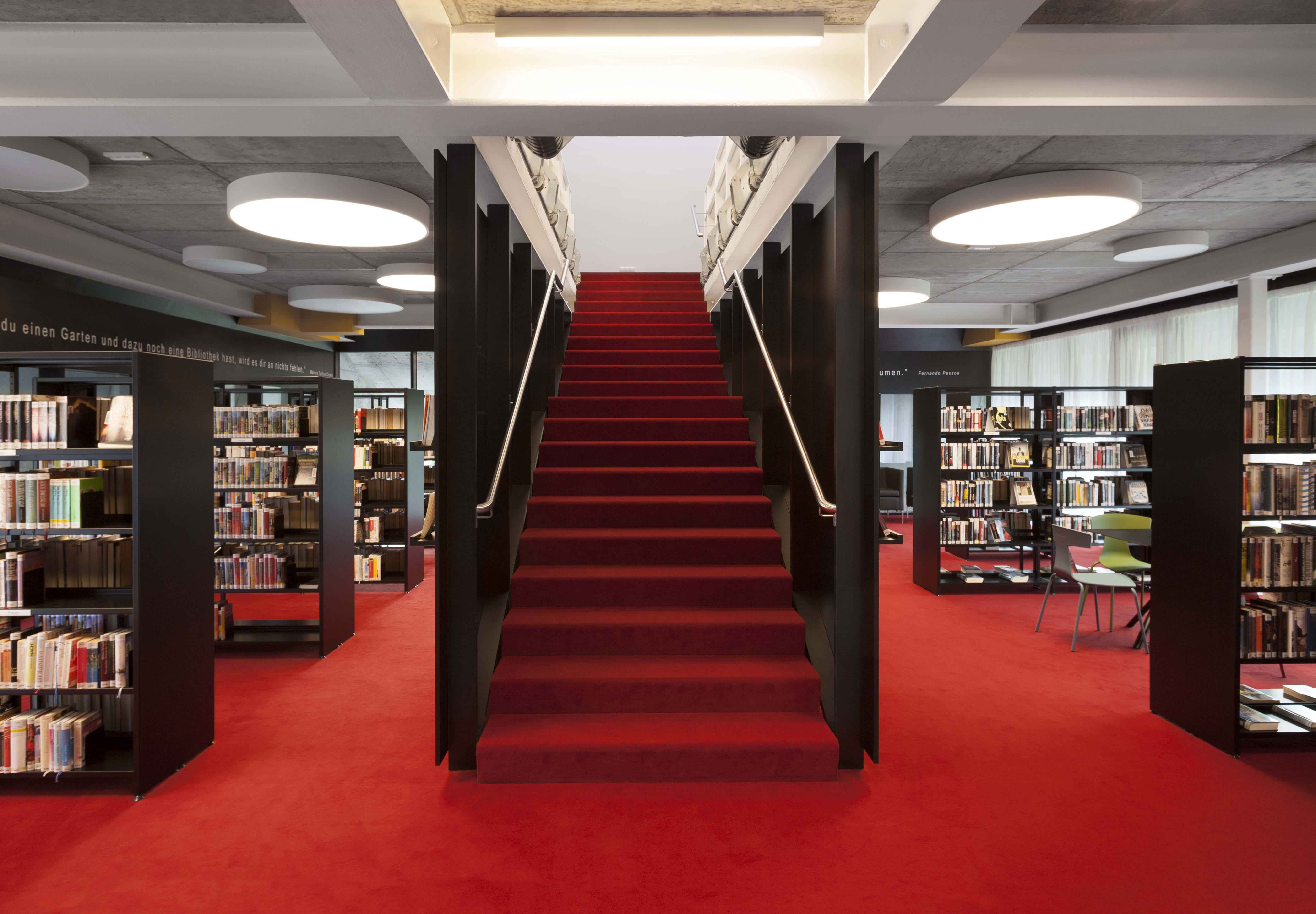 Bibliothek in Kaltern, Südtirol | architektur.aktuell