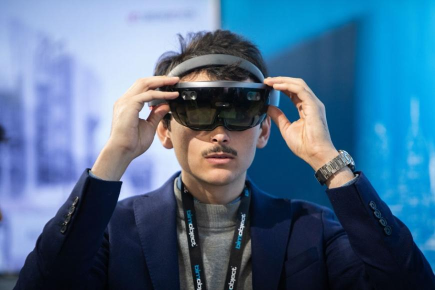 AR BIM world Munich 2019