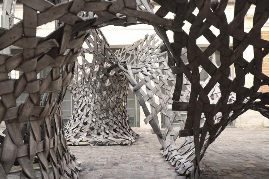 Fluid Bodies Pavilion