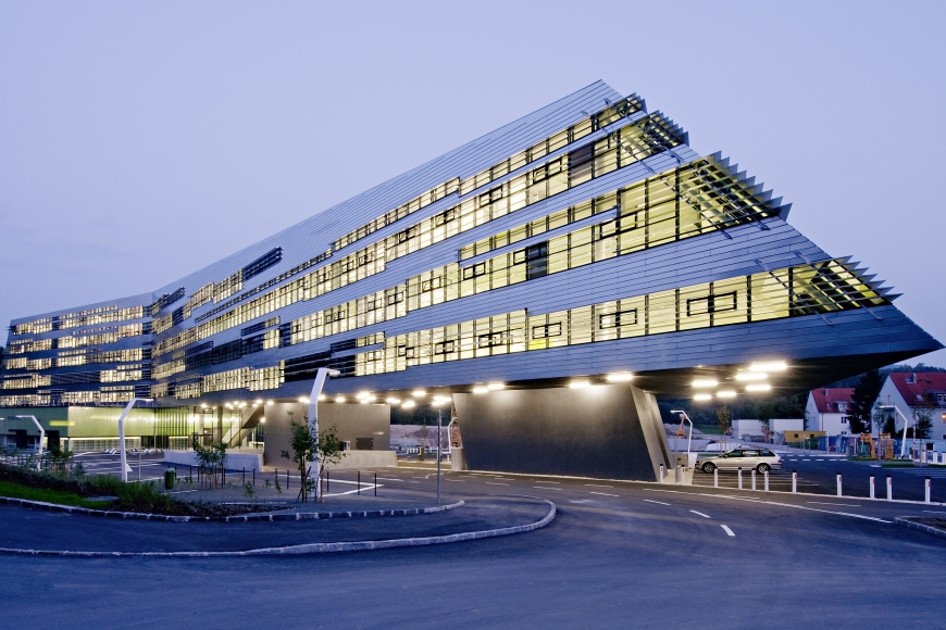 JKU Linz_Science Park1©Hertha Hurnaus
