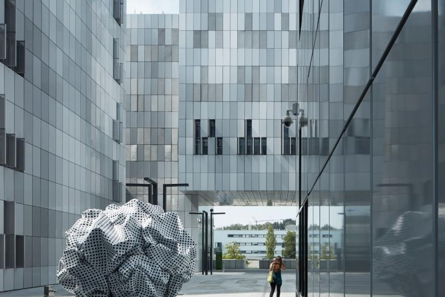 Med Campus Graz | Photo David Schreyer
