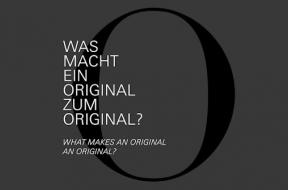 Design Icons: What makes an original an original?