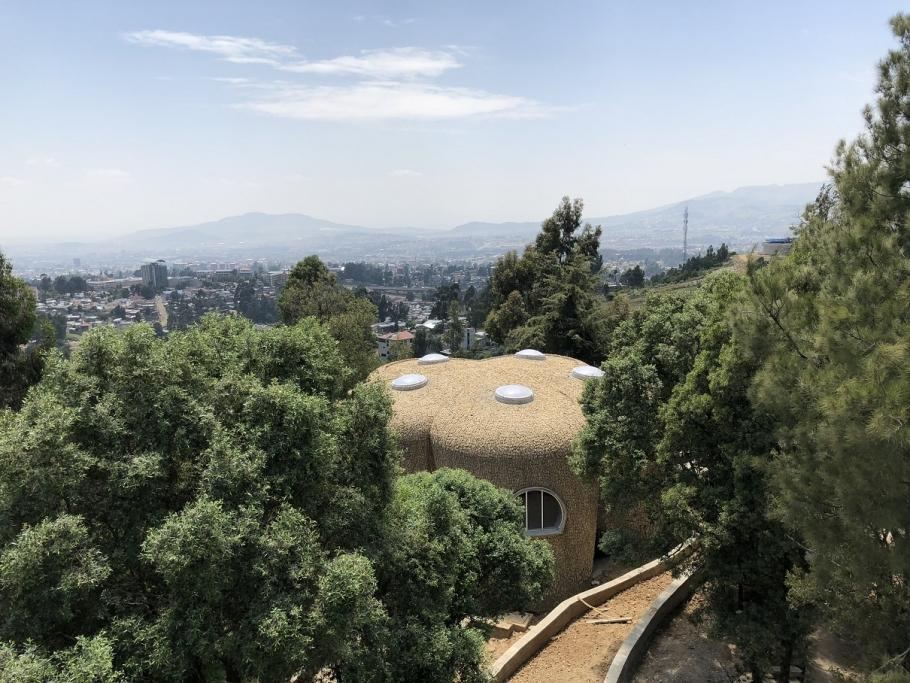 Meles Zenawi Memorial Park, Addis Ababa, Ethiopia Expected completion date: 2019 Studio Other Spaces: Olafur Eliasson and Sebastian Behmann @ 2019 Studio Other Spaces