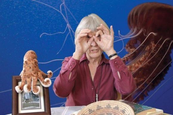 "Screenhot ""Donna Haraway: Story Telling for Earthly Survival"""