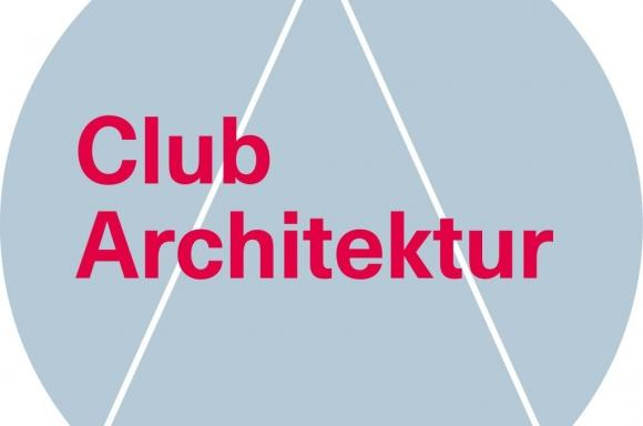 Club Architektur © Grafik: grafisches Büro