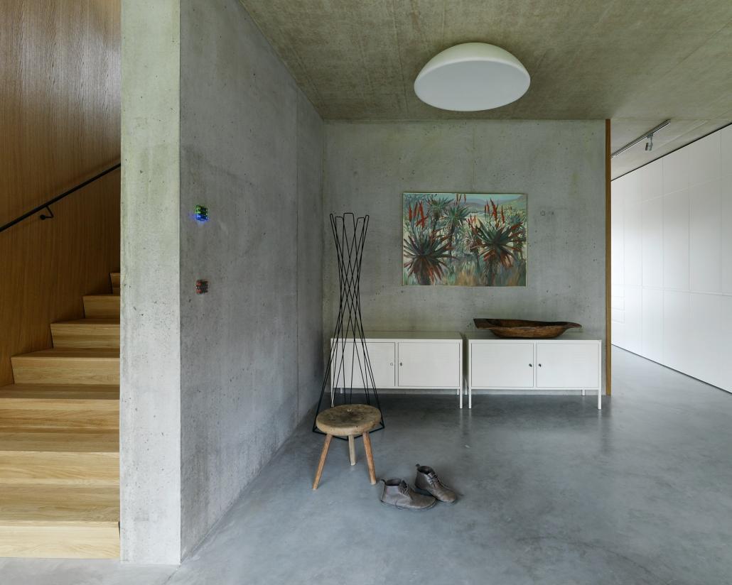 einfamilienhaus aus d mmbeton graz. Black Bedroom Furniture Sets. Home Design Ideas